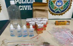 Acusado que negociava drogas por aplicativo de celular é preso em Copacabana