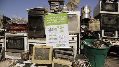 Rio de Janeiro ganha ponto de descarte de eletroeletrônicos