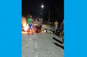Suspeito é baleado pela Polícia Militar durante tiroteio em Tanguá