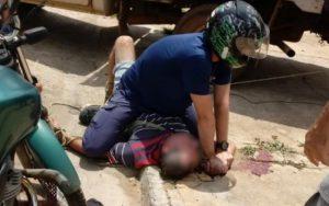 Jovem de 21 anos imobiliza pai para evitar que agredisse a mãe, em Anápolis (GO)