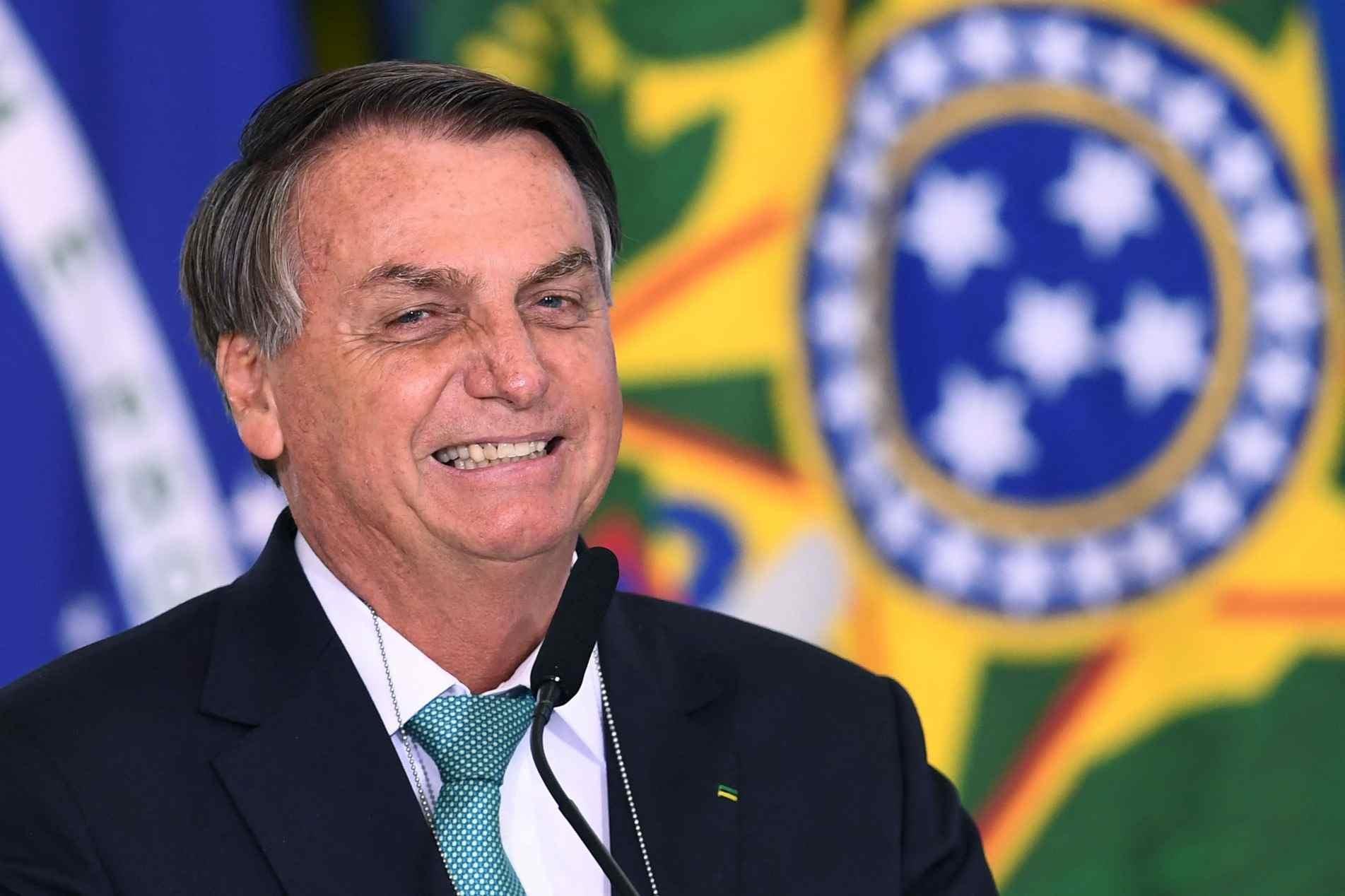Presidente Jair Bolsonaro diz ter vontade de privatizar a Petrobras