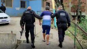 Acusado de abusar de menina de 11 anos, é preso no Morro dos Macacos, no Rio